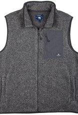 Onward Reserve The Heathered Fleece Vest