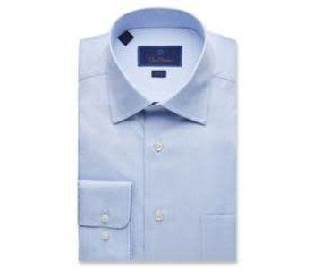 Super Fine Twill Dress Shirt