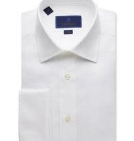 David Donahue Micro Birdseye Dress Shirt