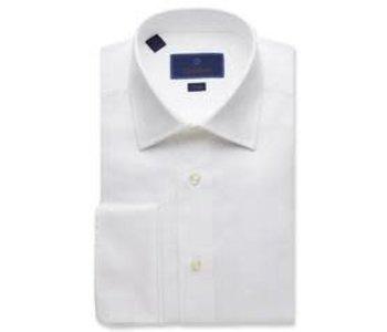 Micro Birdseye Dress Shirt