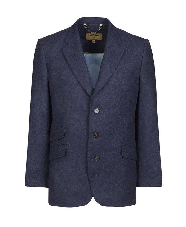 Gorse Three-Button Tweed Jacket