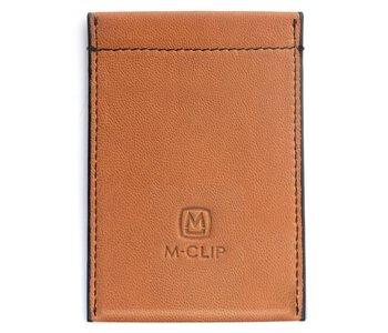 Tan Leather RFID Case