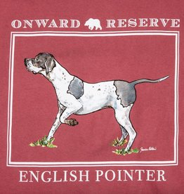 Onward Reserve Pointer Short Sleeve Tee