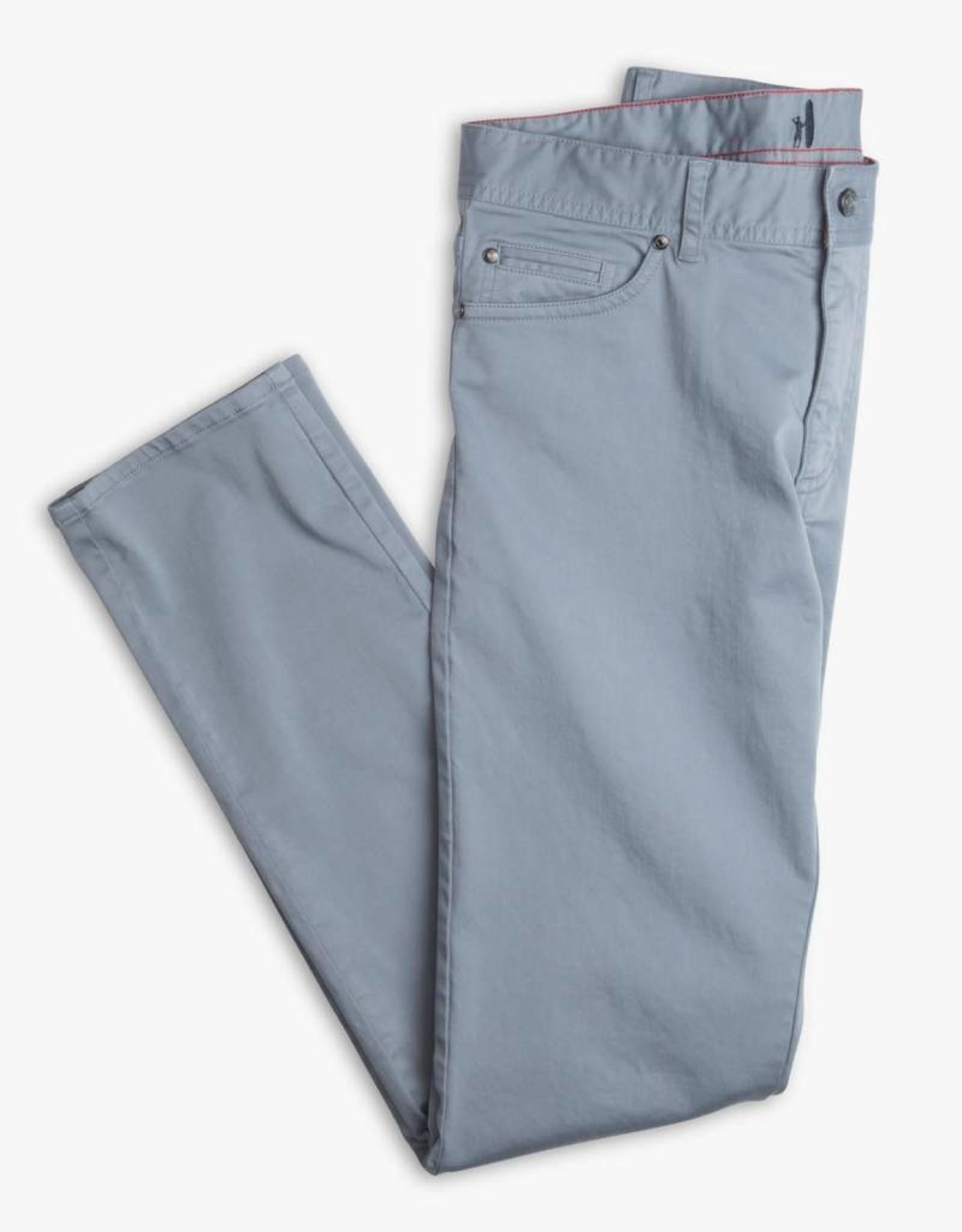 Johnnie-O Sawyer Stretch 6-Pocket Pant