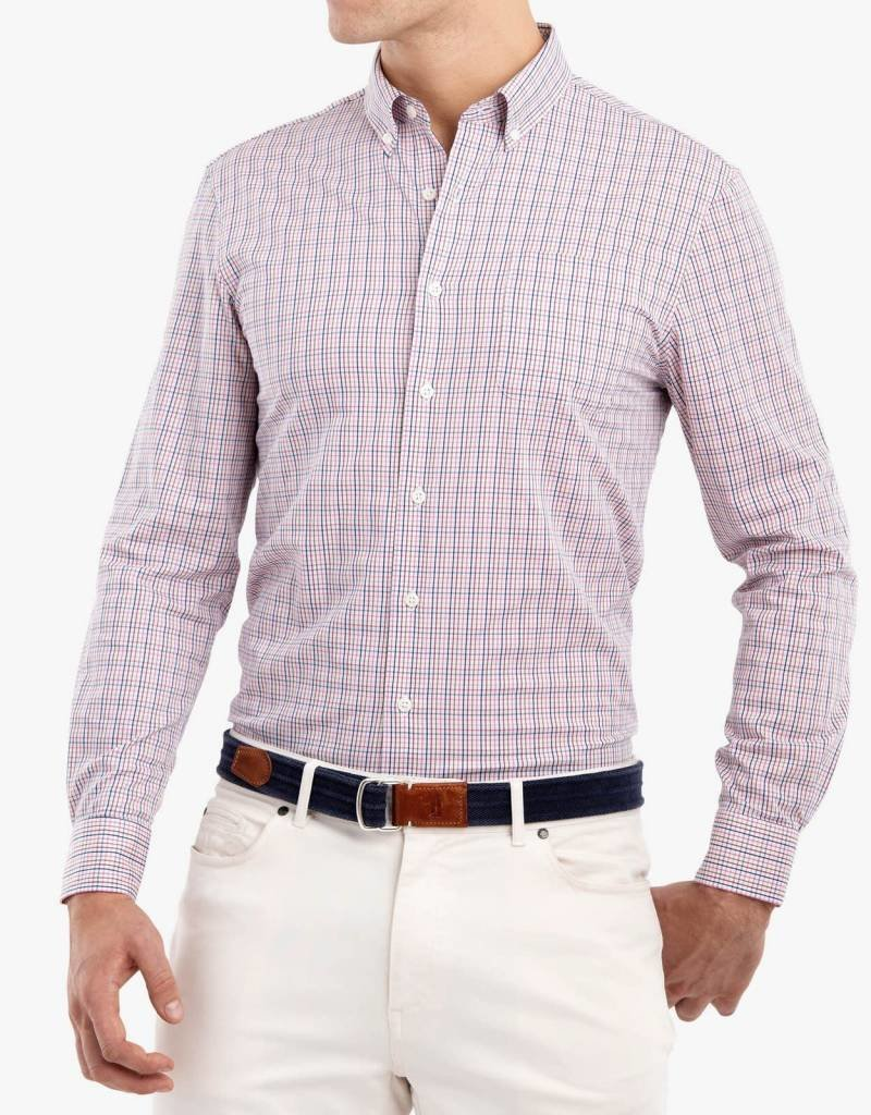 Johnnie-O Coleman Prep-Formance Button Down Shirt