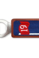 Smathers & Branson 19th Hole Needlepoint Bottle Opener