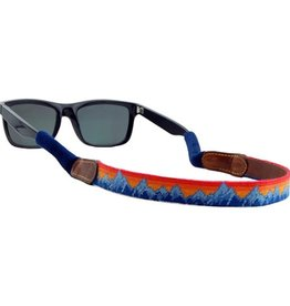 Smathers & Branson Mountain Sunset Needlepoint Sunglass Straps
