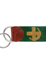 Smathers & Branson Lambda Chi Alpha Needlepoint Key Fob