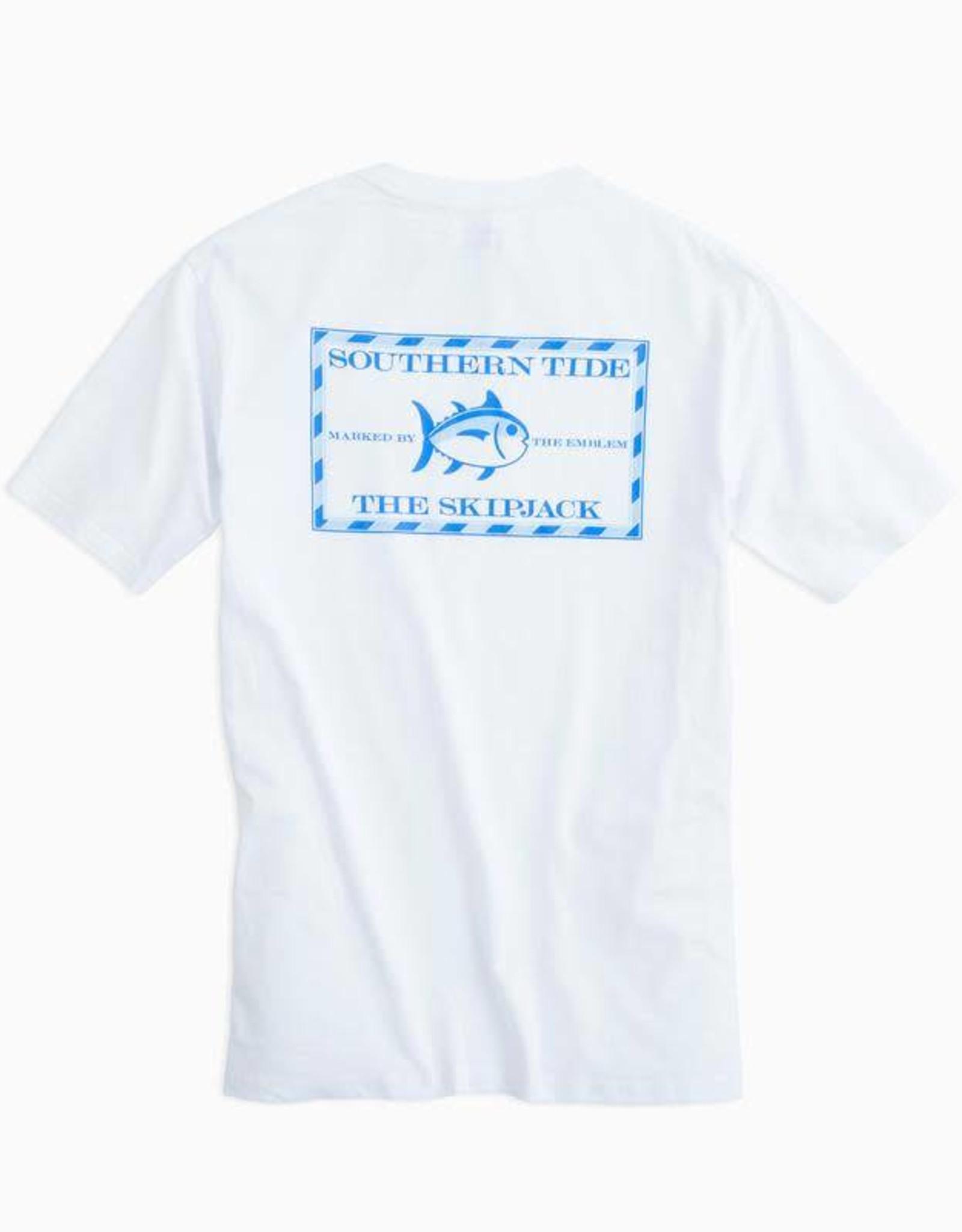 Southern Tide Original Skipjack Short Sleeve T-Shirt