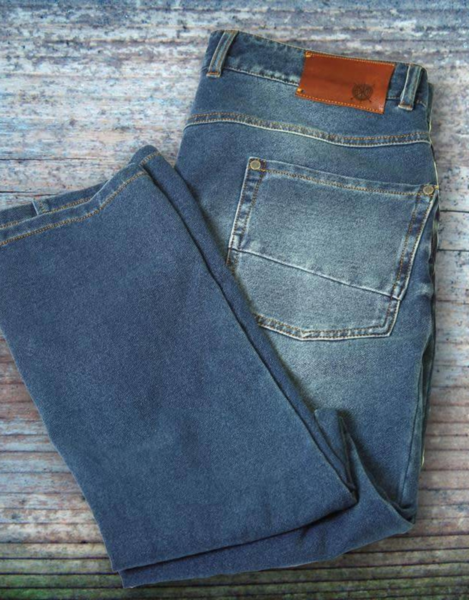 Pete Huntington S-Denim