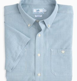 Southern Tide Short Sleeve Performance Dock Shirt