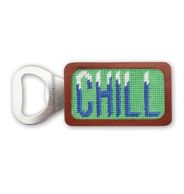 Smathers & Branson Chill Needlepoint Bottle Opener