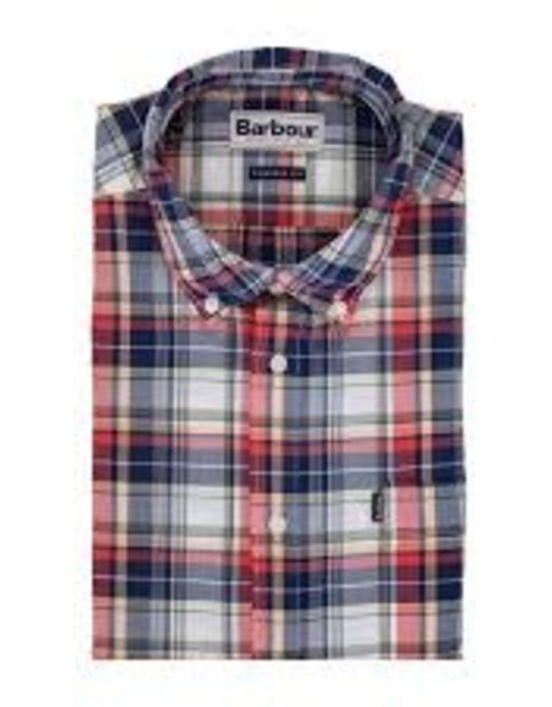 Barbour Madras Tailored Fit