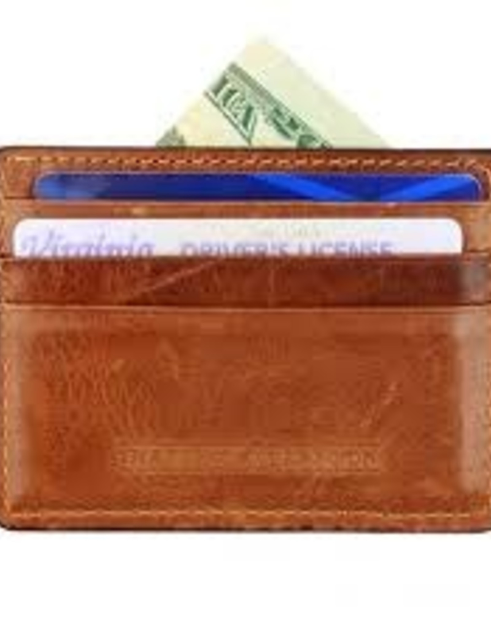 Smathers & Branson 19th Hole Needlepoint Card wallet