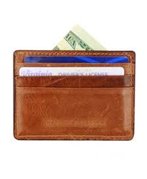 19th Hole Needlepoint Card wallet