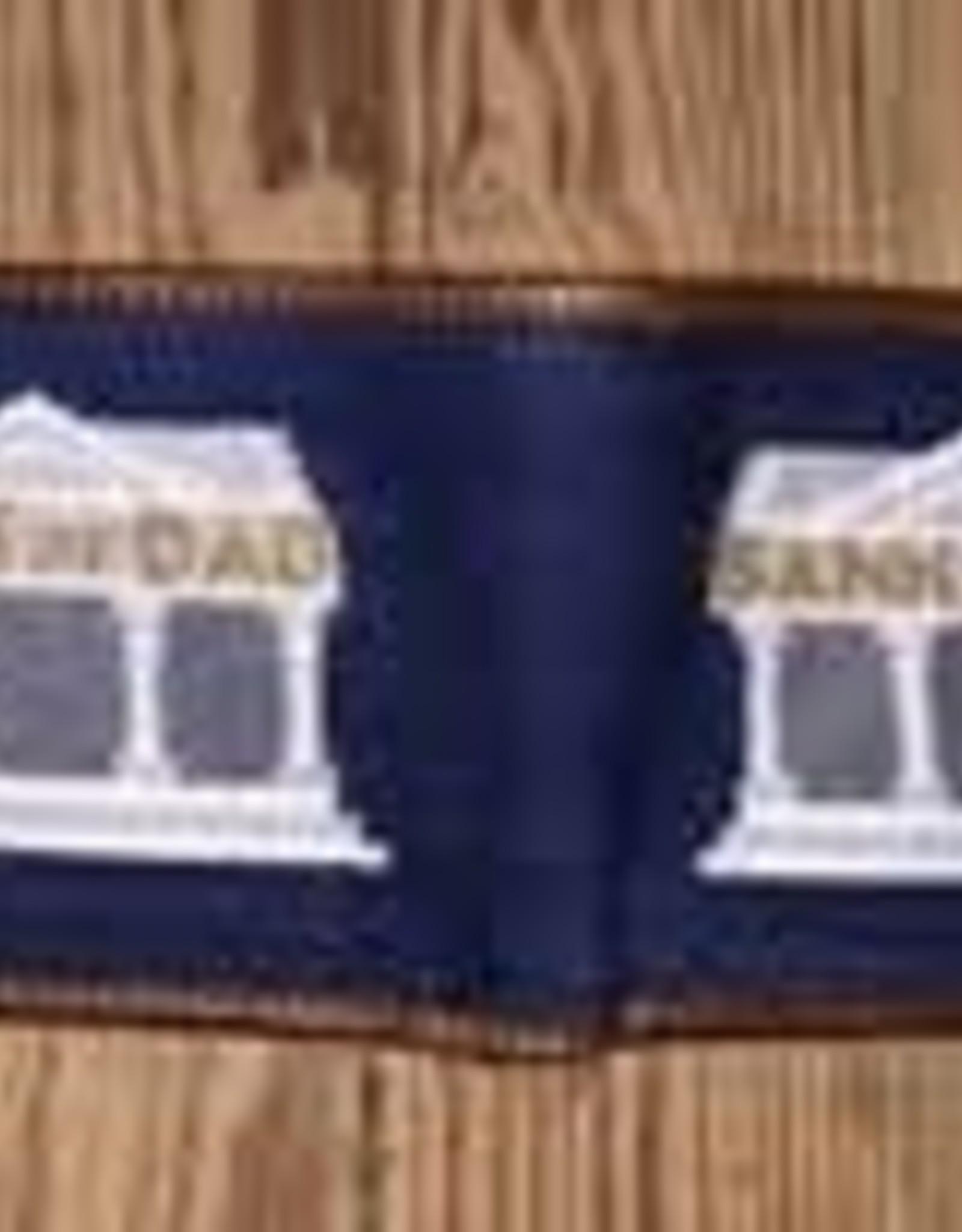 Smathers & Branson Bank of Dad Needlepoint Bi-Fold Wallet