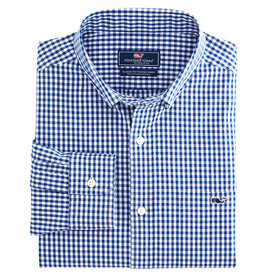 Vineyard Vines Arawak Gingham Tucker