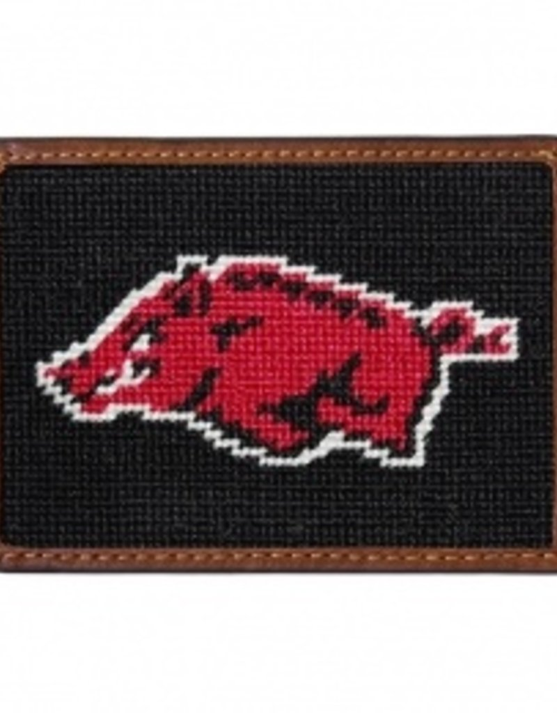 Smathers & Branson Arkansas Card Wallet
