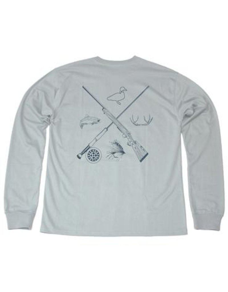 Properly Tied Sporting Essentials LS