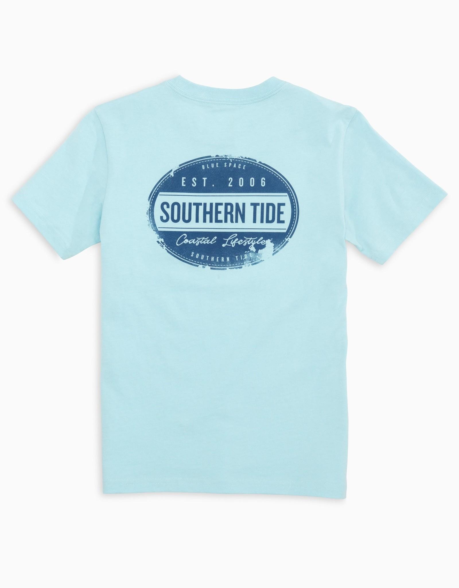 Southern Tide Yth Coastal Lifestyle Shirt