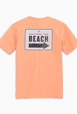 Southern Tide This way to the Beach T