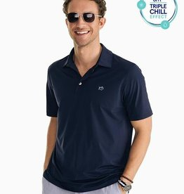 Southern Tide Brrr Driver Performance Polo