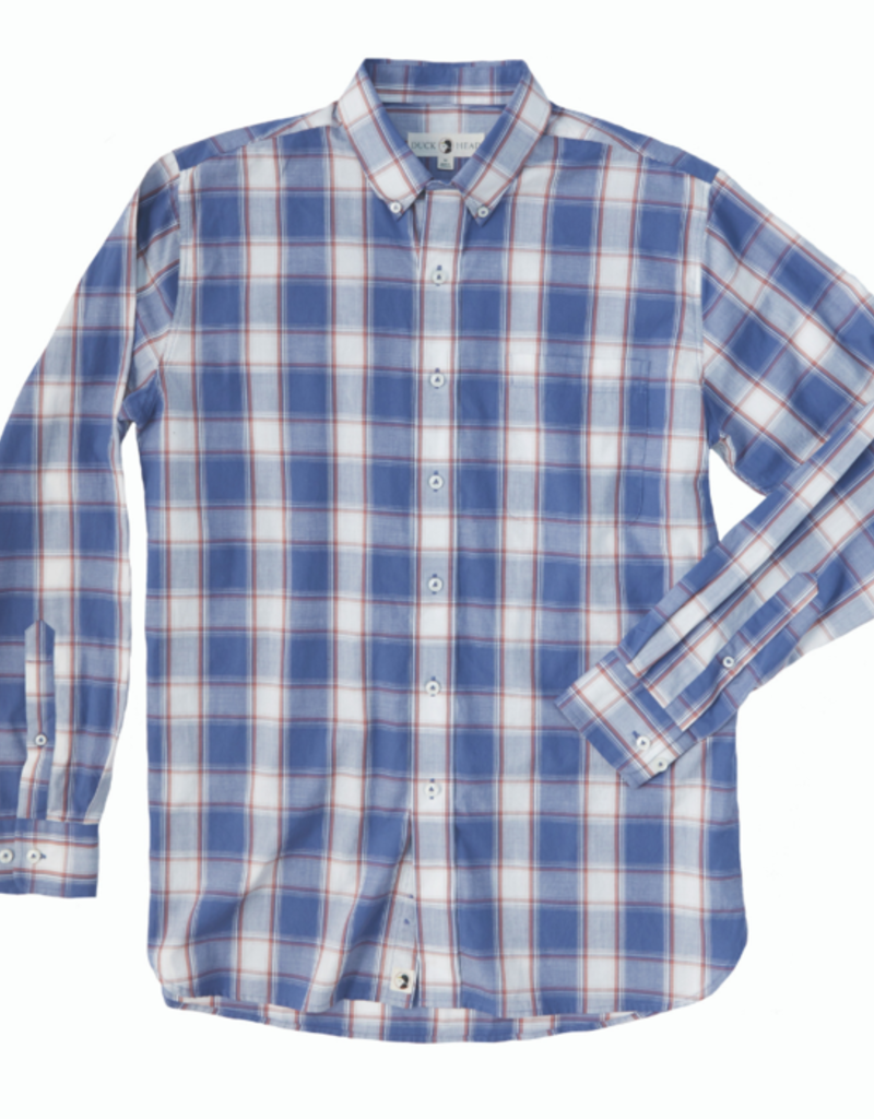 Duck Head Piedmont Plaid Shirt