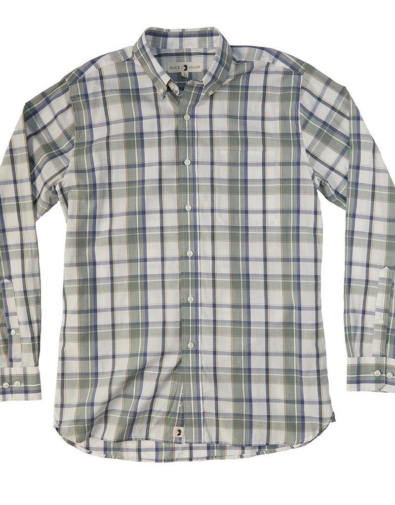 Duck Head Linen Blend Shirt