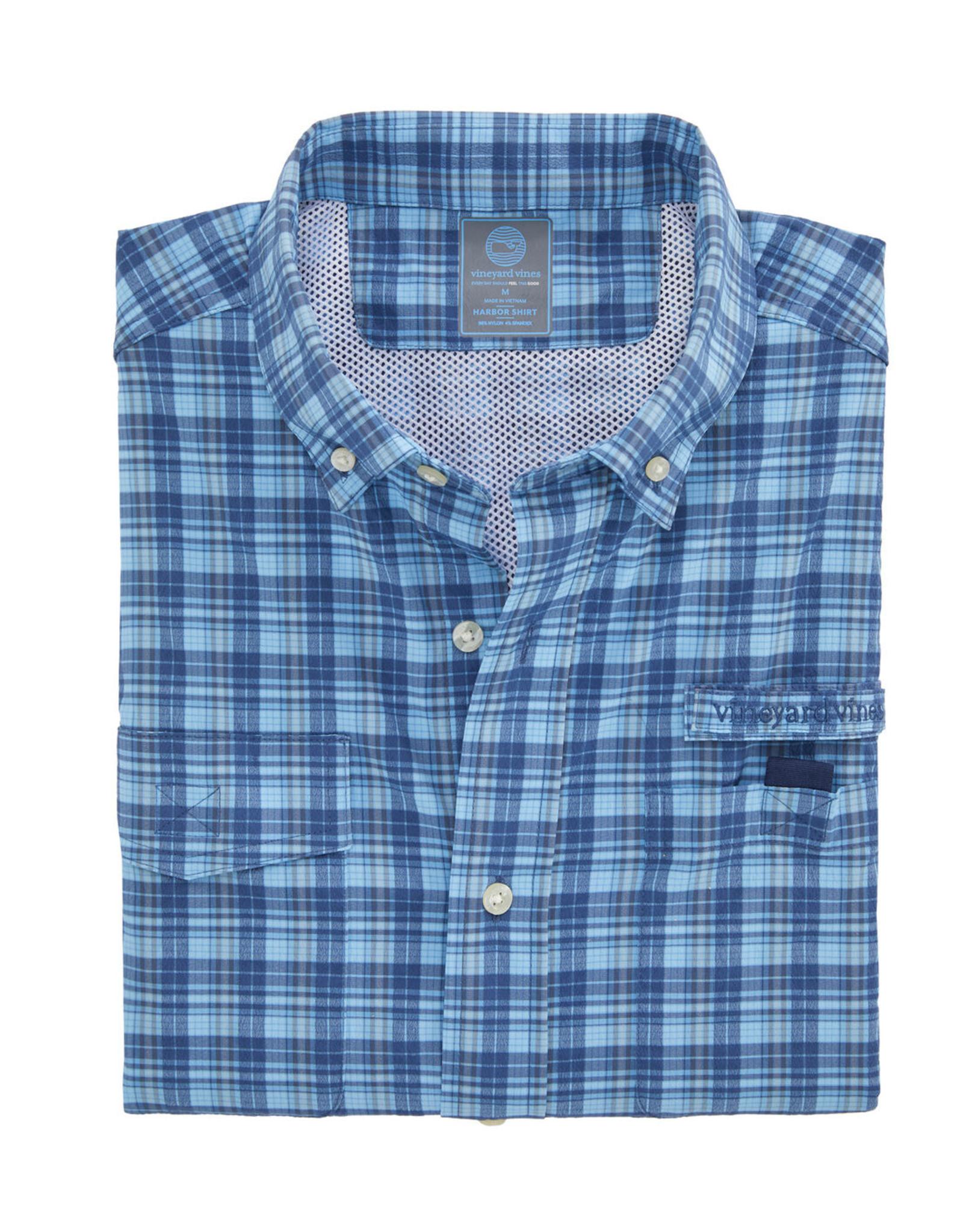 Vineyard Vines Emerald Harbor Shirt