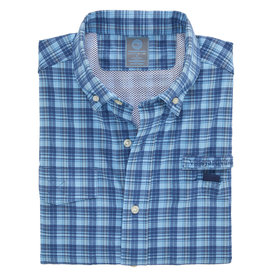 Vineyard Vines Emerald Harbor Shirt