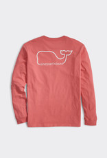 Vineyard Vines LS Whale T