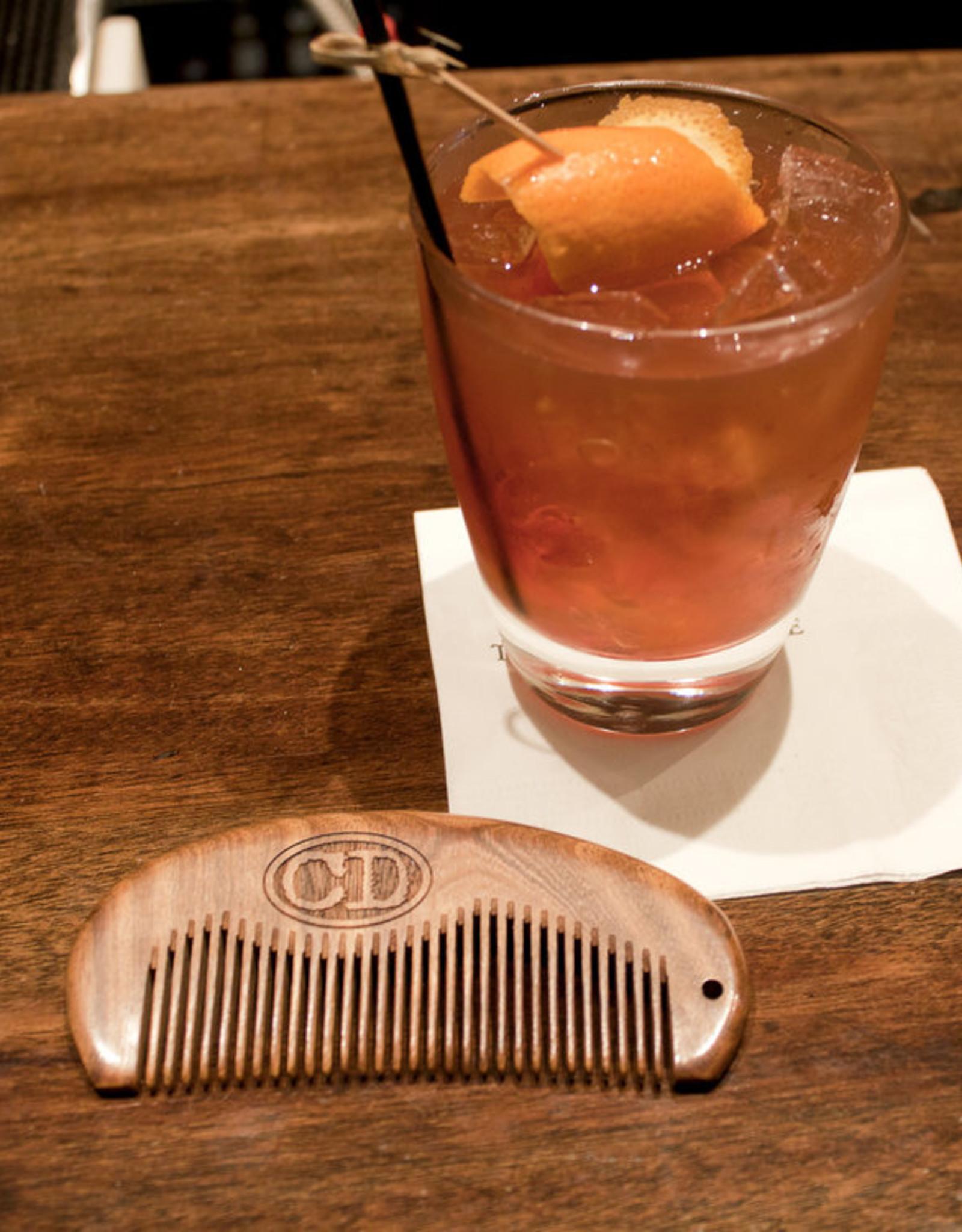 CD Beard Comb