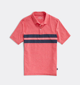 Vineyard Vines Surf Strip Edgarton Polo