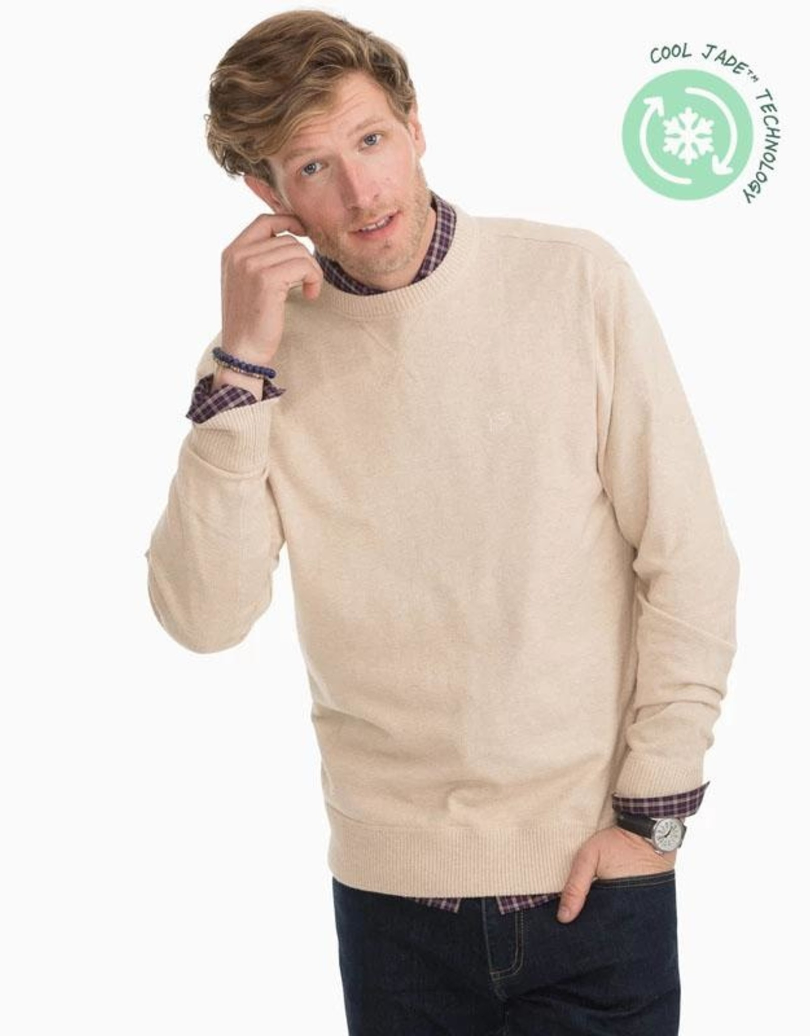 Southern Tide Pacific Hwy Crewneck