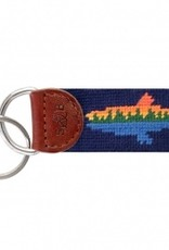 Lake Trout Key Fob