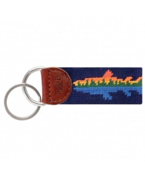 Lake Trout Key Fob