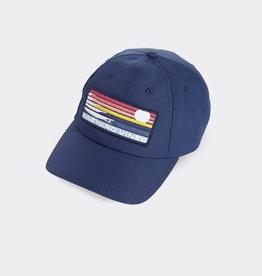 Vineyard Vines Surf Strip Patch Hat