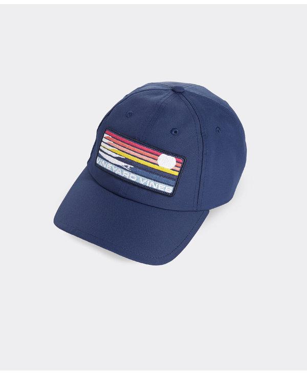 Surf Strip Patch Hat