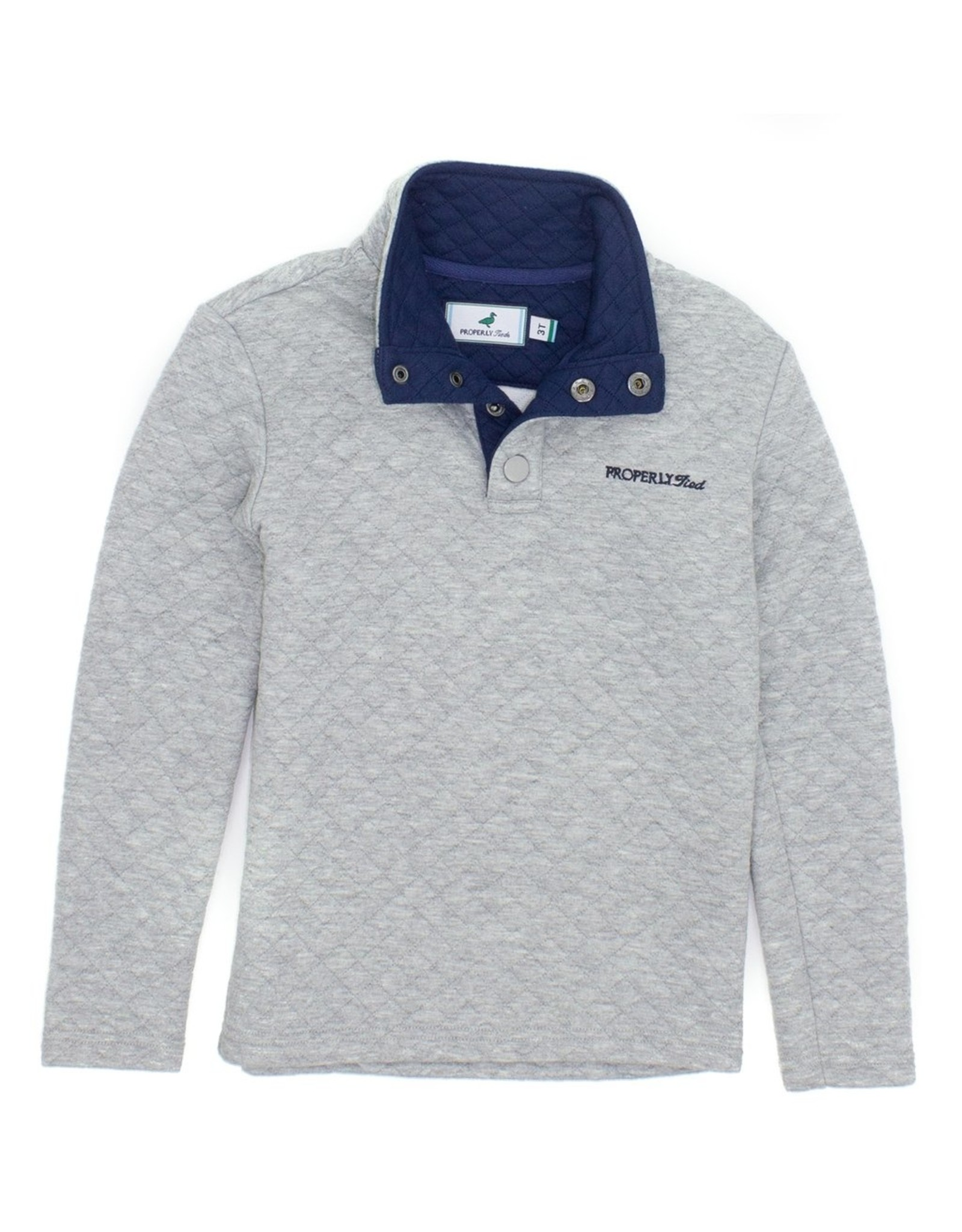 Properly Tied Club Pullover