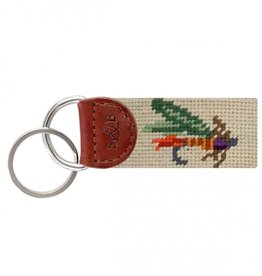 Smathers & Branson Fishing Fly Key Fob