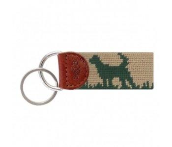 Hunting Dog Key Fob