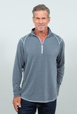 Sea Silk Barrel Half Zip