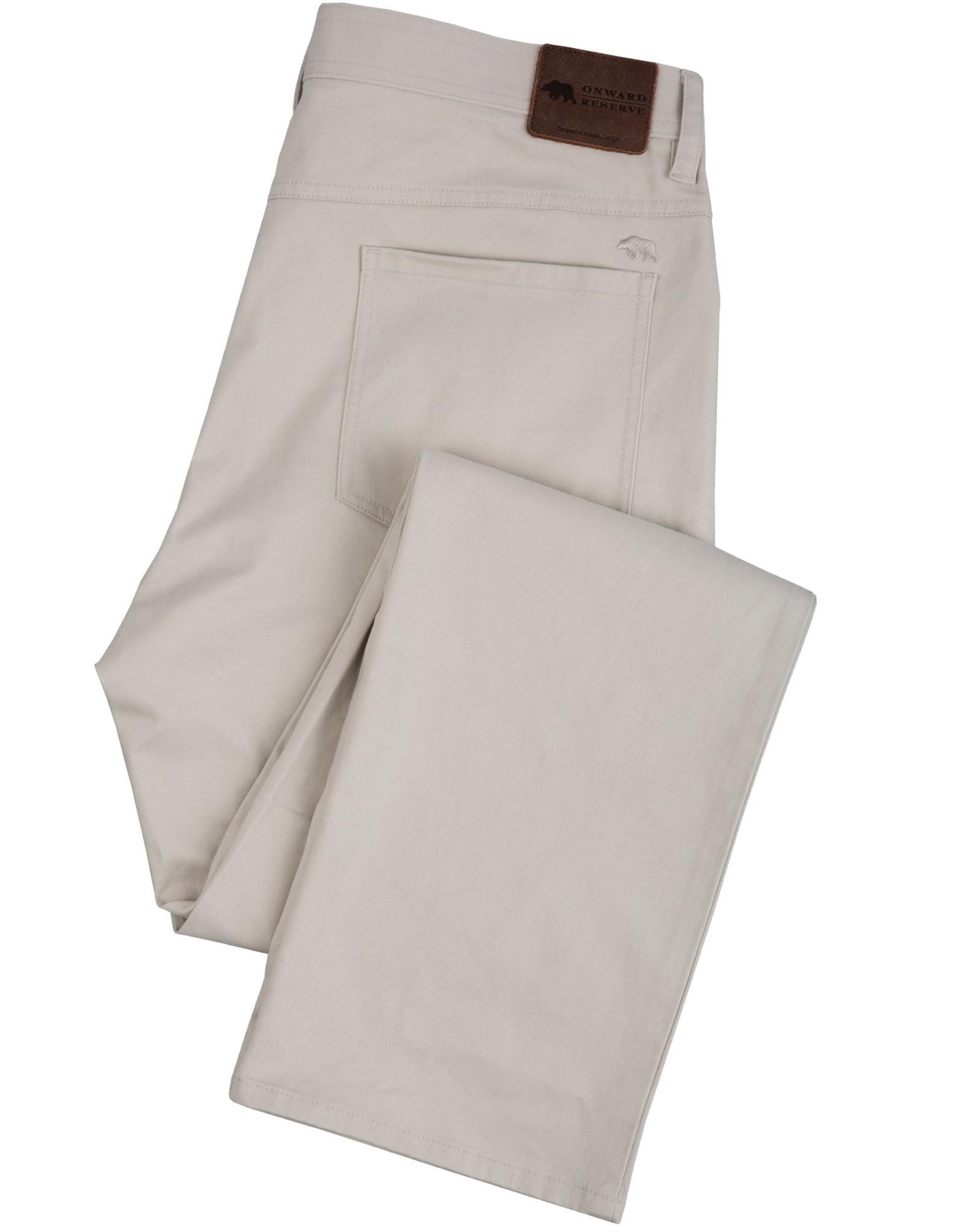 Onward Reserve five pocket pant