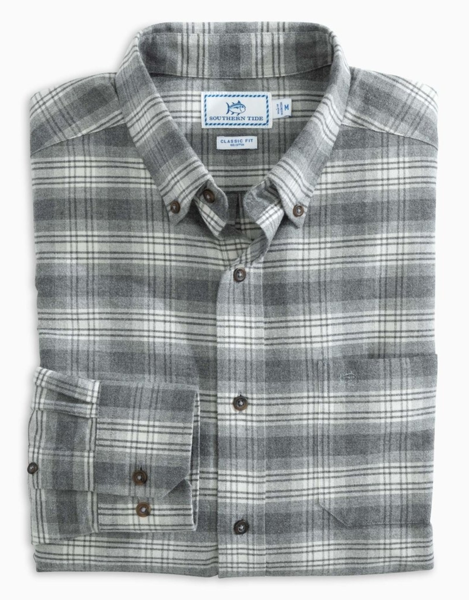 Southern Tide Double Brushed Oxford