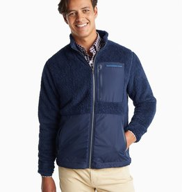 Southern Tide Sherpa Full Zip