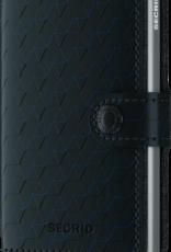 Miniwallet Optical Black Titanium Mini