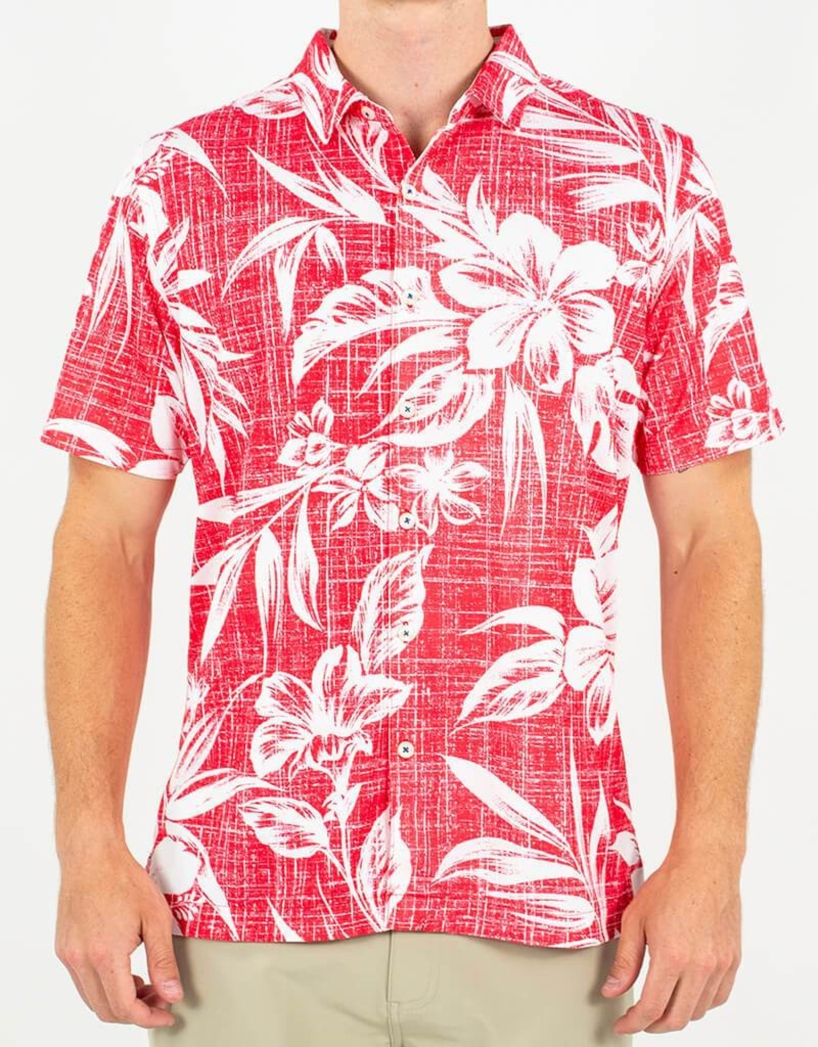 Toes to the Nose Retreat Button Up