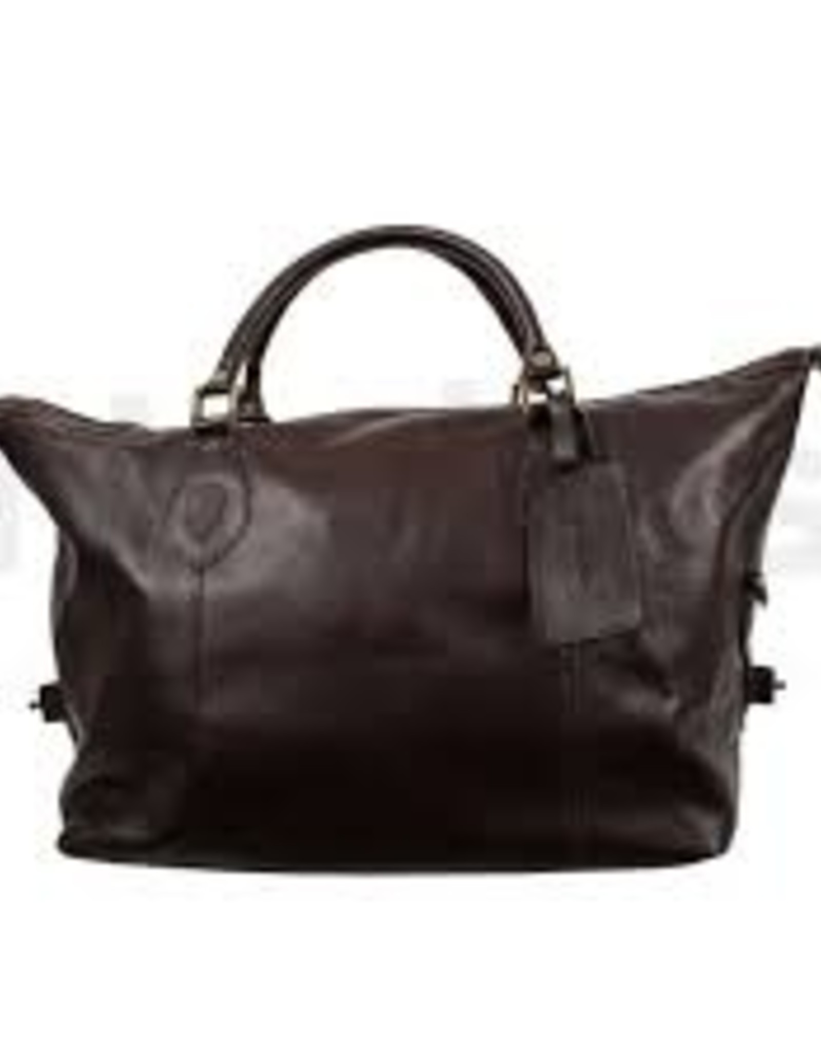 Barbour Barbour Leather Travel Bag