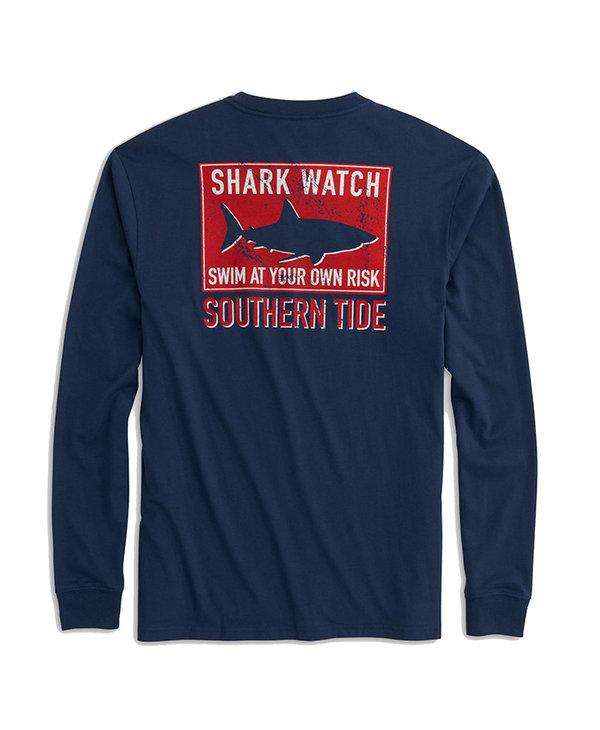 Shark Flag T LS