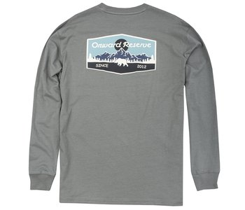 VINTAGE PATCH LONG SLEEVE